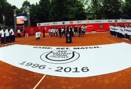 Ion Tiriac anunta ca turneul ATP de la Bucuresti, BRD Nastase Tiriac Trophy, se va disputa de anul viitor la Budapesta