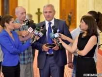 Presedintele Liviu Dragnea,...