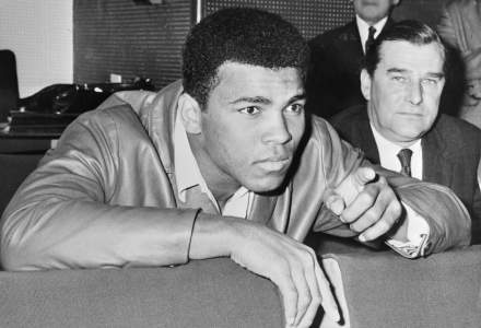 5 fapte care iti vor castiga respectul pentru Muhammad Ali
