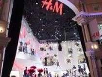 Cum isi pregateste H&M...