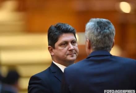Cerea DNA privind incuviintarea urmarii penale a lui Titus Corlatean a fost repsinsa de Comisia juridica a Senatului