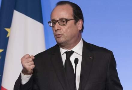 Vizita presedintelui Frantei, Francois Hollande, in Romania va avea loc in 12-13 septembrie