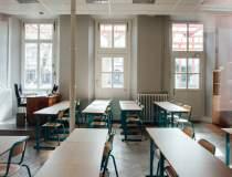 Iohannis: Abandonul scolar...