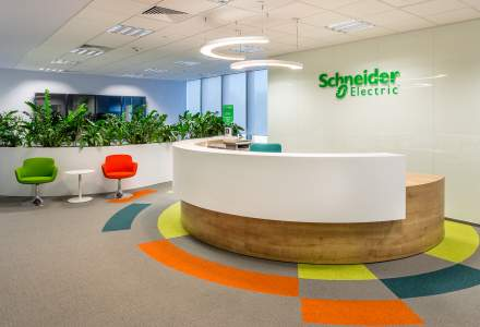"In vizita la Schneider Electric: un sediu in care conceptul ""eco"" se imbina in cel mai mic detaliu"
