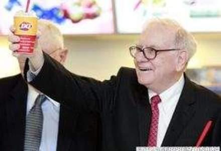 Warren Buffett, din nou pe val. Urmeaza o campanie record de achizitii