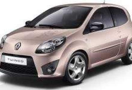 Acord intre Renault si Daimler pentru versiunile electrice Twingo si Smart