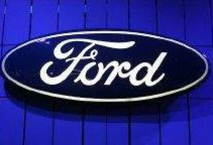 Geneva - Ford prezinta minivanul B-Max, care va fi produs la Craiova