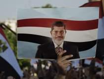 Fostul presedinte egiptean,...