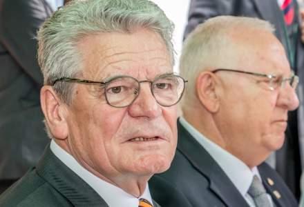 Presedintele Germaniei: DNA, unul dintre pilonii principali ai procesului de reforma; dorim consolidarea lui ca a treia putere in stat