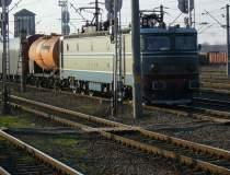 Un tren cu pasageri s-a...