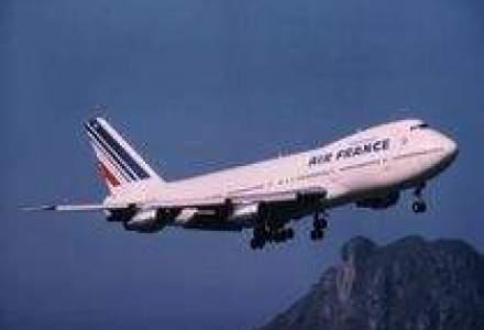 Air France-KLM a inceput 2011 cu cresteri de peste 6% a traficului