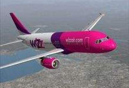 Wizz Air adauga sapte noi rute de zbor. Vezi destinatiile