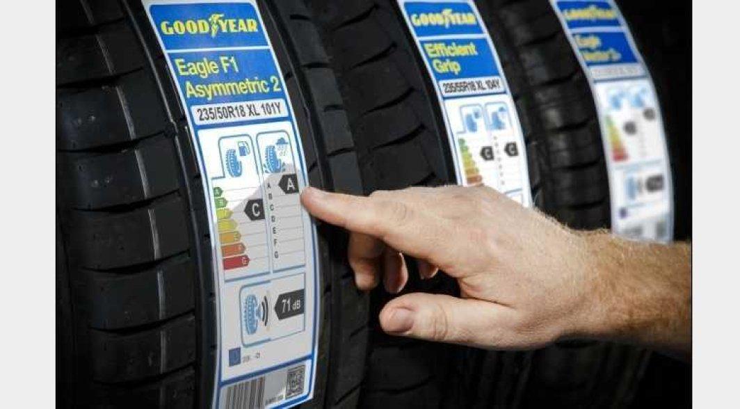 Franare cauciucuri etichete