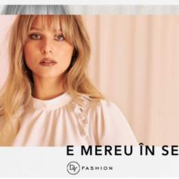DY Fashion lanseaza prima...