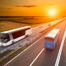 Transport angajati cu firma...
