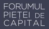 Conferinta Forumul Pietei de Capital