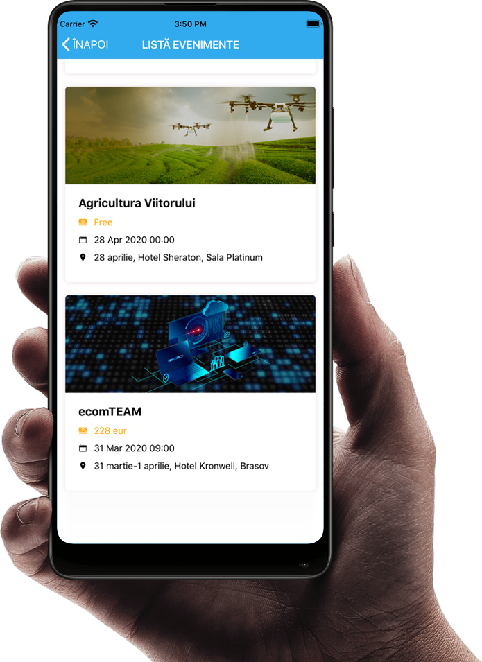 Mobile App QR