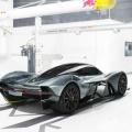 Clientii viitorului Aston Martin Valkyrie vor fi scanati 3D pentru a beneficia de o pozitie ideala la volan