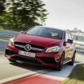 Extinderea continua: Mercedes va introduce o noua gama de baza de modele AMG pozitionate sub A 45, CLA 45 si GLA 45