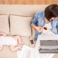 Cum sa te intorci la job dupa concediul de maternitate