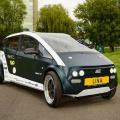 Masina biodegradabila: studentii olandezi au construit o masina electrica folosind exclusiv materiale ecologice