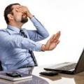 Stresul la serviciu: Principalele surse de stres pentru salariati, ce tin de activitatea de la birou