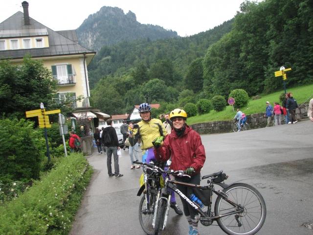 Vacanta pe bicicleta - Pe drumul romanilor, de la Dunare la Adriatica, prin Alpi - Foto 1 din 8