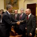 Intalnire Obama - Basescu - Foto 1 din 4