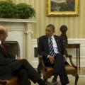 Intalnire Obama - Basescu - Foto 2 din 4