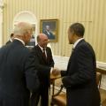 Intalnire Obama - Basescu - Foto 3 din 4