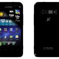 Primul smartphone dual SIM lansat de Visual Fan - Foto 1 din 4