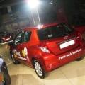 Toyota Yaris - Foto 16 din 16