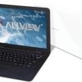 Laptop APC N570 Dual Core - Foto 2 din 2