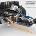 BMW X6 ActiveHybrid si Seria 7 ActiveHybrid - Foto 12 din 17