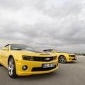 Test drive cu Chevrolet Camaro: Un V8 american, pe pista unui aeroport din Croatia - Foto 2