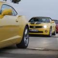 Test drive cu Chevrolet Camaro: Un V8 american, pe pista unui aeroport din Croatia - Foto 4