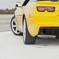 Test drive cu Chevrolet Camaro: Un V8 american, pe pista unui aeroport din Croatia - Foto 5