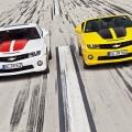 Test drive cu Chevrolet Camaro: Un V8 american, pe pista unui aeroport din Croatia - Foto 6