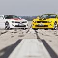 Test drive cu Chevrolet Camaro: Un V8 american, pe pista unui aeroport din Croatia - Foto 7