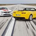 Test drive cu Chevrolet Camaro: Un V8 american, pe pista unui aeroport din Croatia - Foto 8