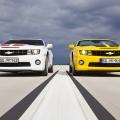 Test drive cu Chevrolet Camaro: Un V8 american, pe pista unui aeroport din Croatia - Foto 9
