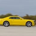 Test drive cu Chevrolet Camaro: Un V8 american, pe pista unui aeroport din Croatia - Foto 11