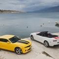 Test drive cu Chevrolet Camaro: Un V8 american, pe pista unui aeroport din Croatia - Foto 15