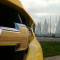 Test drive cu Chevrolet Camaro: Un V8 american, pe pista unui aeroport din Croatia - Foto 16