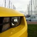 Test drive cu Chevrolet Camaro: Un V8 american, pe pista unui aeroport din Croatia - Foto 17
