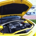 Test drive cu Chevrolet Camaro: Un V8 american, pe pista unui aeroport din Croatia - Foto 19