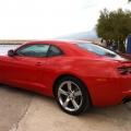 Test drive cu Chevrolet Camaro: Un V8 american, pe pista unui aeroport din Croatia - Foto 28