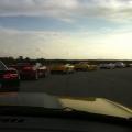 Test drive cu Chevrolet Camaro: Un V8 american, pe pista unui aeroport din Croatia - Foto 30