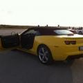 Test drive cu Chevrolet Camaro: Un V8 american, pe pista unui aeroport din Croatia - Foto 32