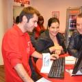 Lansare Vodafone iPhone 4S - Foto 1 din 11